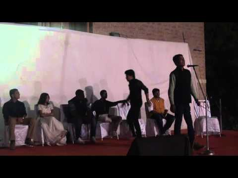 (Aman akshar, Fani Jodhpuri, PK mast)All india kavi sammelan & Mushaira @ IIT Jodhpur