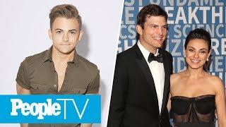 Hunter Hayes' Musical Inspiration, Mila Kunis & Ashton Kutcher Get Competitive | PeopleTV