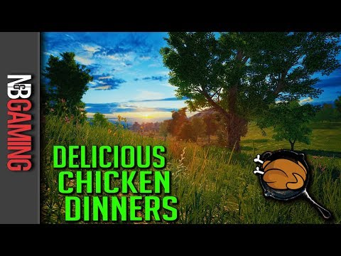 A Most Delicious Chicken Dinner Ep 4 - PlayerUnknown's Battlegrounds Multiplayer Gameplay