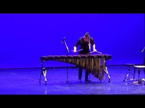 Casey Cangelosi - Prelude n. 2 in F minor - Percussioni Liceo Musicale Forlì 2018