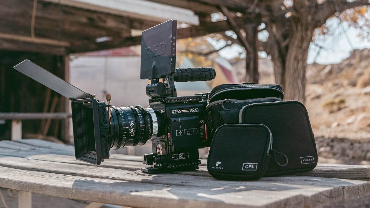 NEW PolarPro Cinema Camera Matte Box System!