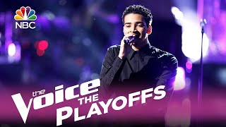 """Gambar cover The Voice 2017 Anthony Alexander - The Playoffs: """"Perfect"""""""