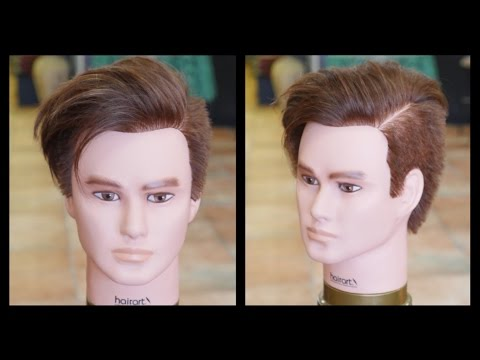 David Beckham HM Haircut Tutorial TheSalonGuy YouTube - Beckham hairstyle 2015 tutorial