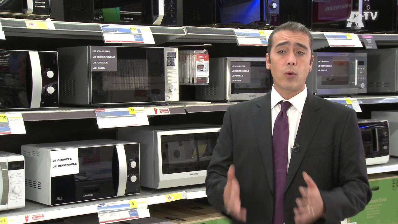 Auchan comment choisir son micro ondes youtube - Choisir son micro ondes ...