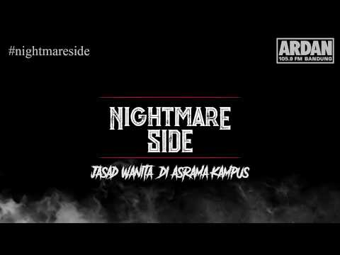 Jasad Wanita di Asrama Kampus [NIGHTMARE SIDE OFFICIAL] - ARDAN RADIO