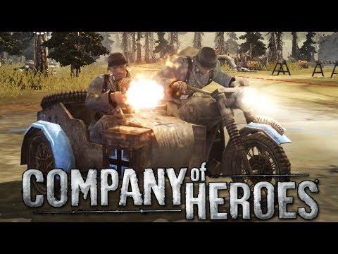 Картинки Company of Heroes 2 gamesmailru