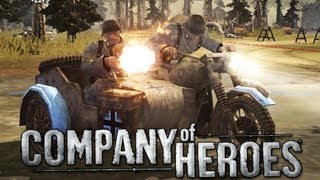 Company of Heroes - My Most Fun 4vs4 EVER!