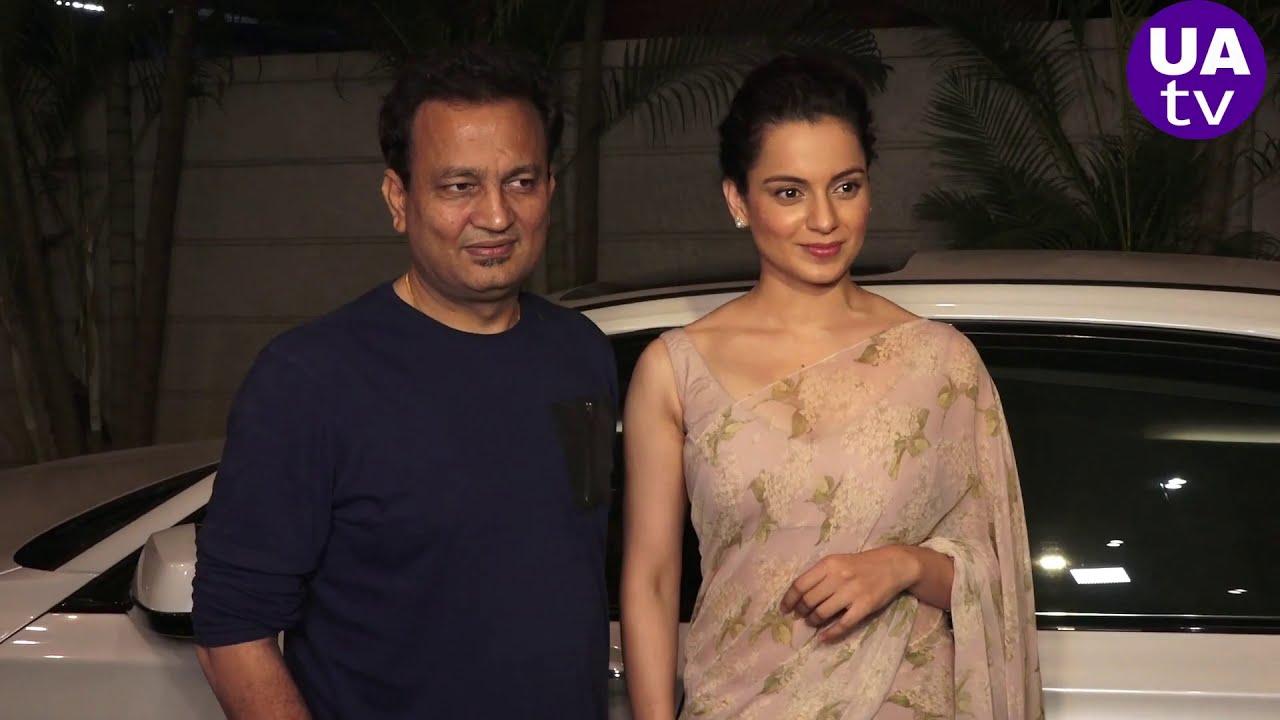 Kangana Ranaut making Fun During enjoying picnic with her family