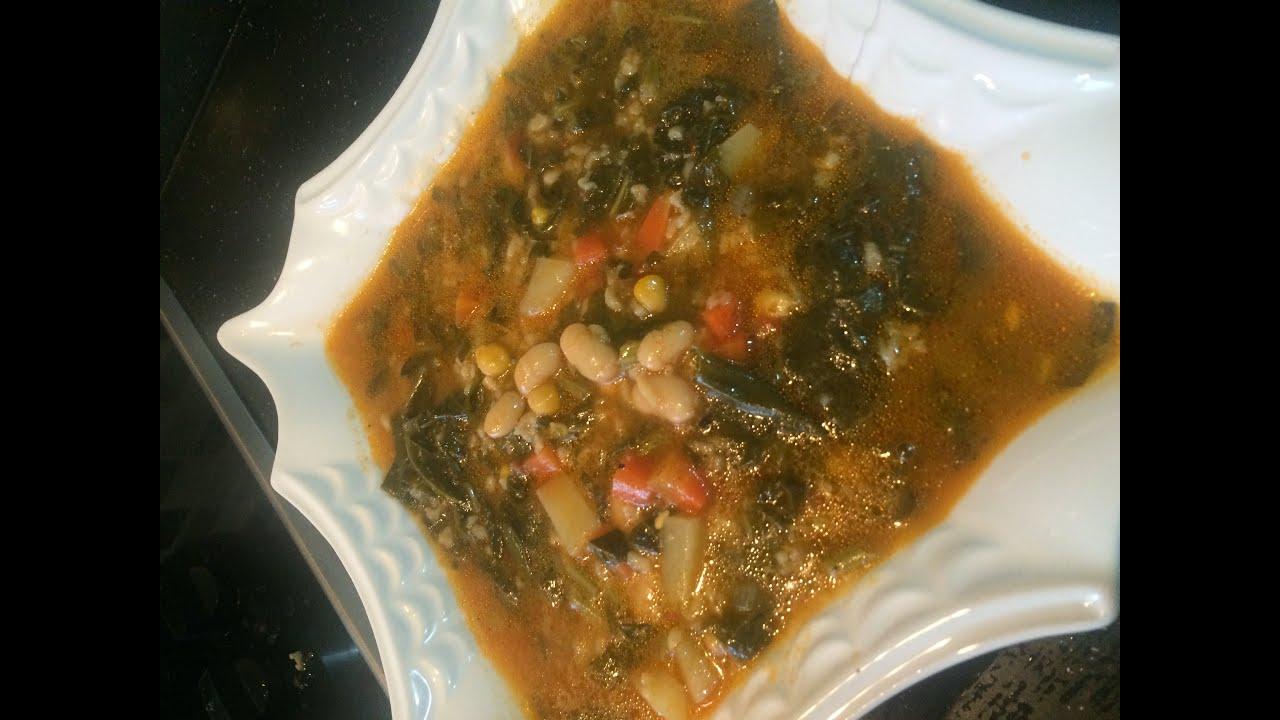 Lahana Yemeği Karadeniz Yemeği Videosu