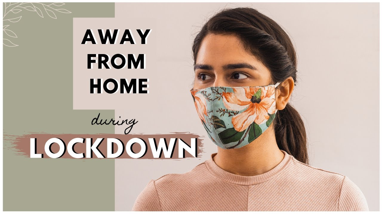 Away From Home During Lockdown // How Did It Feel? Real Thoughts on Creative Burn Out