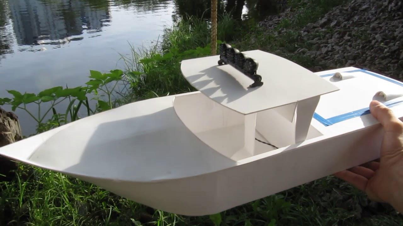 Лодка своими руками из пвх