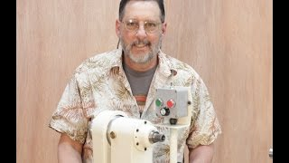 Oneway 1224 Wood Lathe: Design And Operation  (part 2)   Sam Angelo