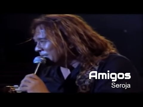 Amigos - Bunga Seroja (Official Live Performance Video)