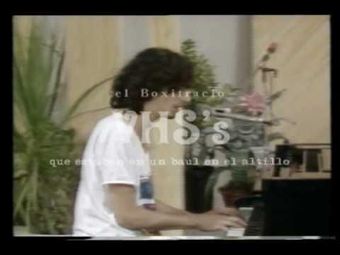 Actuar para vivir - Baglietto / Fito Paez