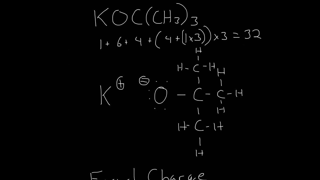 Lewis Structure... (ch3) 2s Lewis Structure