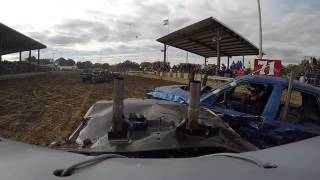 Fall Brawl 2015, Heat 3, #MP3