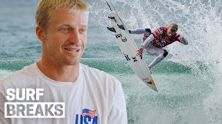 Kolohe Andino Tokyo 2020 Summer Olympics | Surf Breaks