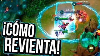 ⭐️¡CÓMO REVIENTA!⭐️ | Heroes Arena | #PolGames | Gameplay en español