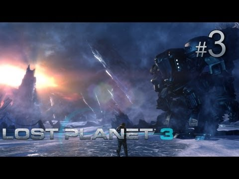 Lost Planet: Colonies - Прохождение