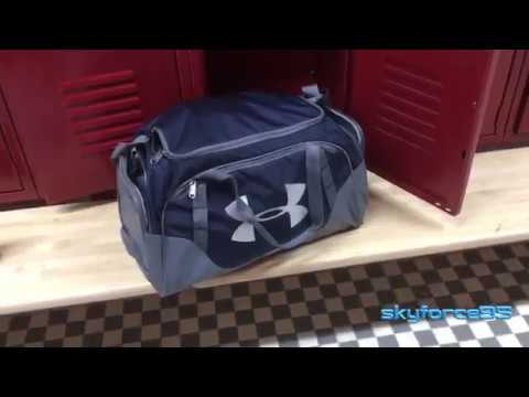 f0617a77b Under Armour Undeniable 3.0 Duffle Bag Review - YouTube