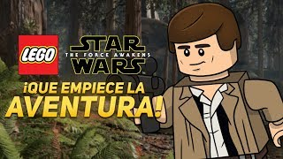 LEGO STAR WARS: The Force Awakens - ¡QUE EMPIECE LA AVENTURA! #1 (Gameplay en Español)