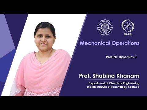 Particle dynamics-1