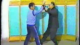 Xingyiquan master Li Guichang and disciple
