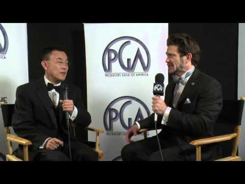 Stu Levy and Jack Gau (Wanda Group) discuss the Chinese market