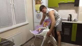 стульчик для кормления Sweet Baby Magic обзор