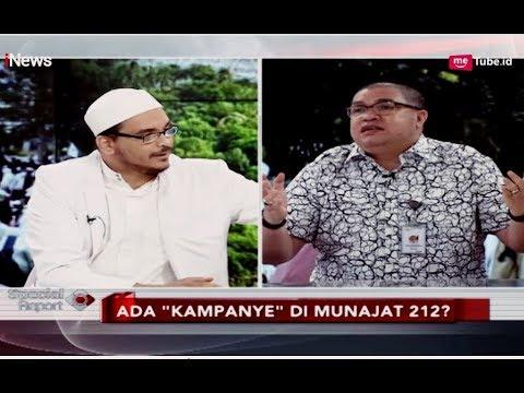 Razman Serang Pidato Rizieq Shihab Tumbangkan Rezim, Ini Kata Idrus Al Habsyi - Special Report 22/02