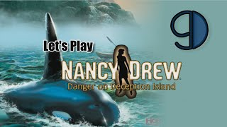 Nancy Drew 9: Danger on Deception Island [09] w/YourGibs - ENTER SECRET PASSAGE AND LIGHTHOUSE