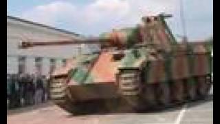 Panther tank part2