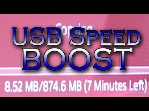 how to boost download speed ps4