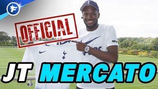 Tanguy Ndombele quitte l'OL et rejoint Tottenham | Journal du Mercato