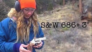 S&W 686+ 3