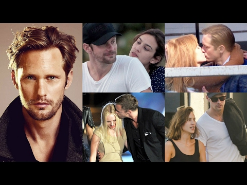 Girls Alexander Skarsgård Has Dated!