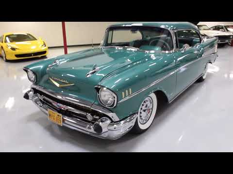 1957 Chevrolet Bel Air For Sale at GT Auto Lounge