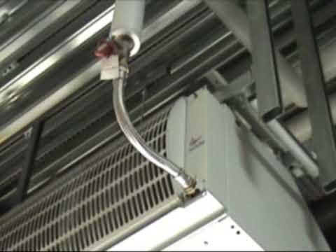 BIDDLE industrial air curtain IndAC