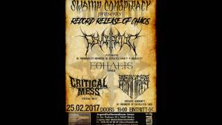 Swamp Conspiracy presents RECORD RELEASE OF CHAOS(25.02.2017 Berlin/Klub Linse)