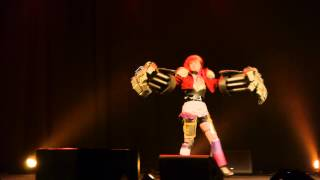 Made In Asia - 2014 - Concours Cosplay - Samedi - 30 - League of Legends - Vi