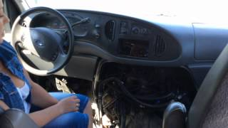 Тачка на прокачку для Avtomana.  Ford Econoline E150 4.6 V8 2004