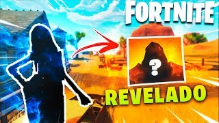 NEW MYSTERIOUS ROAD TRAVEL SKIN! (POSSIBLE SKIN) FORTNITE BATTLE ROYALE