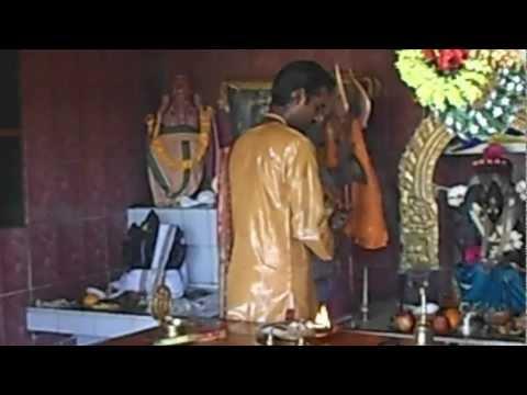 Shivagarmi -Vidéo 001 - Tiroumal Samourgompoullé- udukkai / oulké