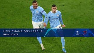 UEFA Champions League | QF | 2nd Leg | Borussia Dortmund v Manchester City | Highlights