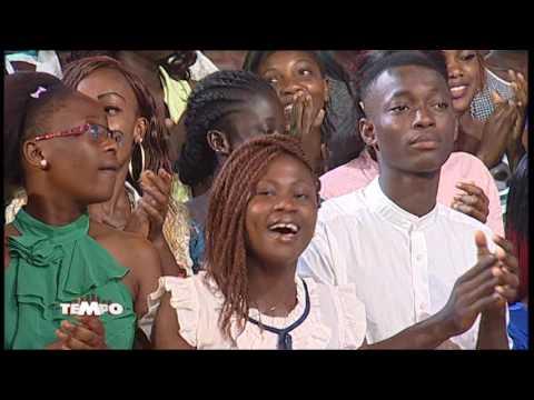 Prestation de Boniface à Tempo de RTI 1 du 4 Juin 2016