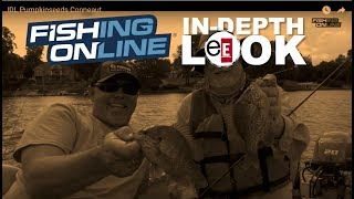 Fishing Online | In Depth Look | Pumpkinseed Tips | Erie Extreme TV Show | S2E12