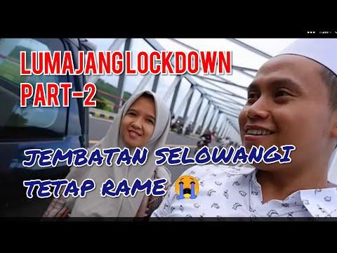 lumajang-lockdown-part-2---suasana-lockdown-di-keramaian-wisata-lumajang---jembatan-selowangi--
