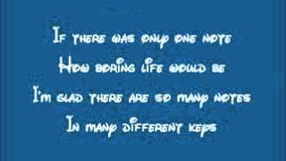 The Little Mermaid TV Series-In Harmony Lyrics