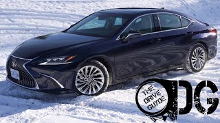 All New 2019 Lexus ES350 Review: Radically Different