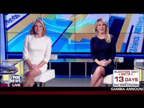 Heather Nauert & Heather Childers  10 26 16